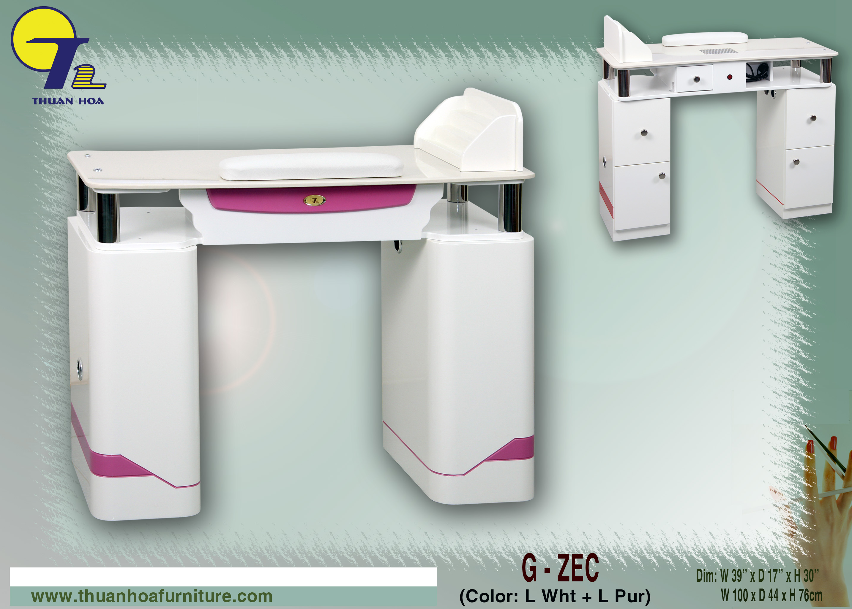 GEL Manicure Table